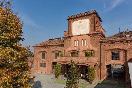 Ingresso Tenuta della Mandoletta Bonzano Vini Monferrato